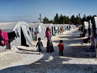 Zaterdag is het wereldvluchtelingendag