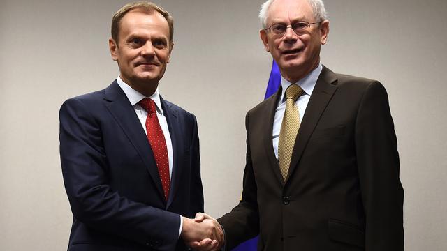 'Van Rompuy kreeg geen grote bonus bij vertrek'
