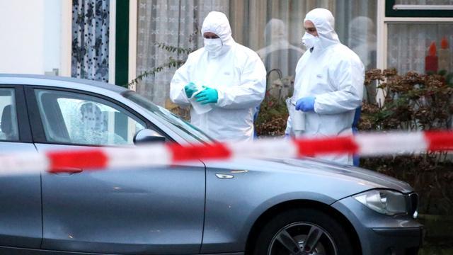 Man in Amersfoort doodgeschoten in auto