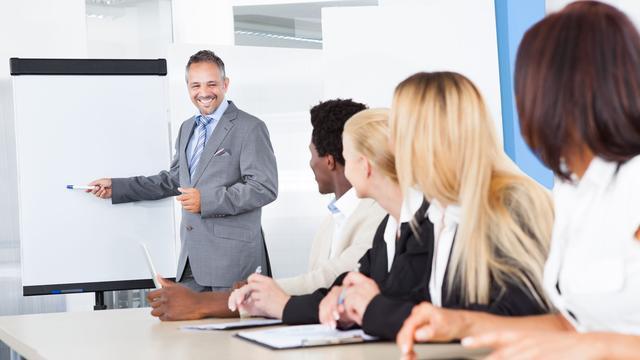 'Een luie manager is een verademing voor het personeel'