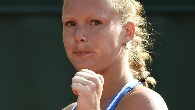 Bertens en Krajicek door in dubbelspel op Australian Open