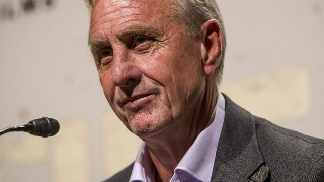 Cruijff steunt Van Praag in aanloop FIFA-verkiezingen