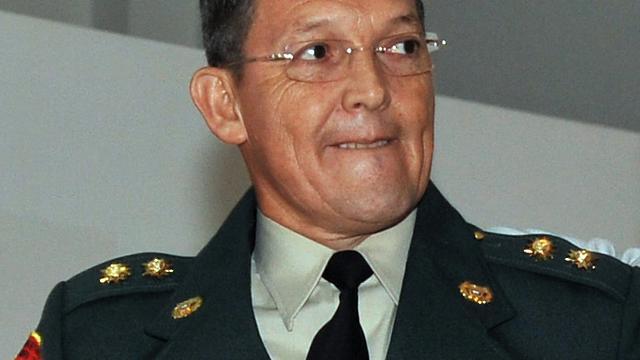 Colombiaanse generaal stapt op na ontvoering door FARC