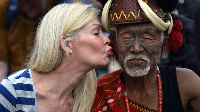 'Groot deel wereldbevolking stamt af van één groep Afrikanen'