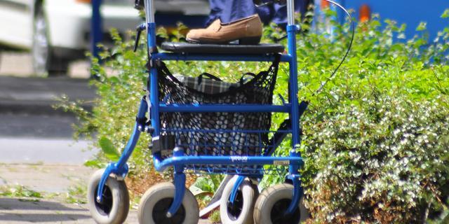 Ouderen weer veilig op pad na rollator-APK