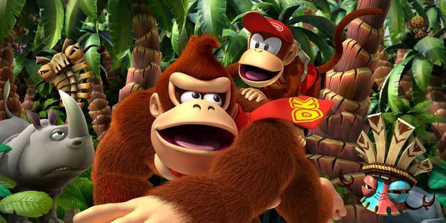 Japans pretpark krijgt themagebied dat in teken staat van Donkey Kong