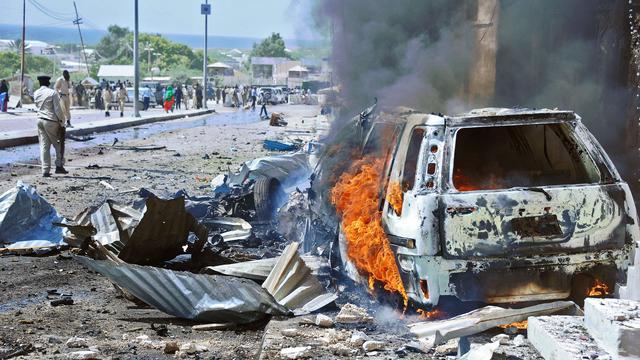 Kopstuk Somalische terreurbeweging al-Shabaab gedood
