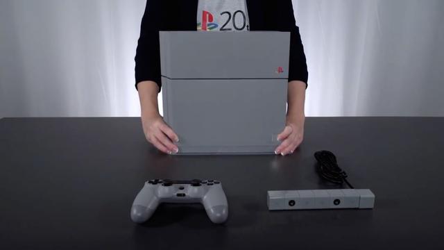 Sony Brengt Gelimiteerde Ps4 Met Ps1 Skin Uit Nu Het Laatste