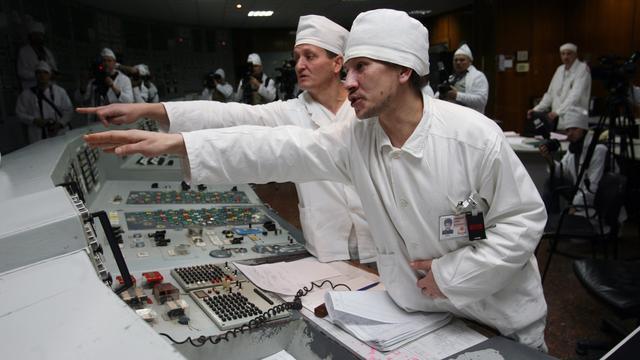 Ongeluk in Oekraïense kerncentrale