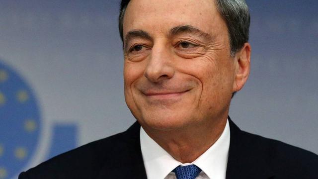 ECB-president vindt dat eurolanden sneller moeten hervormen
