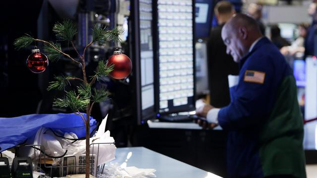 Banenrapport helpt Wall Street vooruit