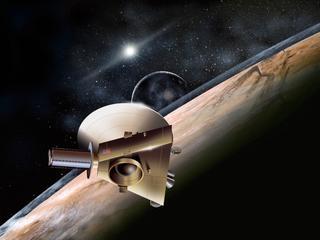 'Ultima Thule' is verste object bij aarde vandaan dat wordt bereikt door ruimtesonde