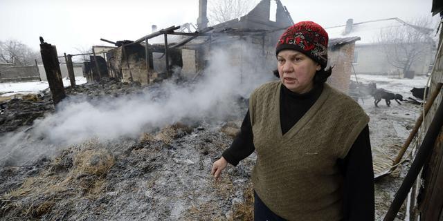 Pro-Russische rebellen kondigen nieuw offensief aan in oosten Oekraïne