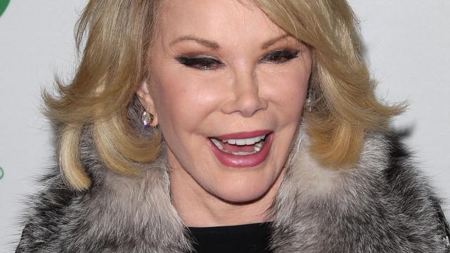 'Joan Rivers niet genoemd bij in memoriam Oscars'