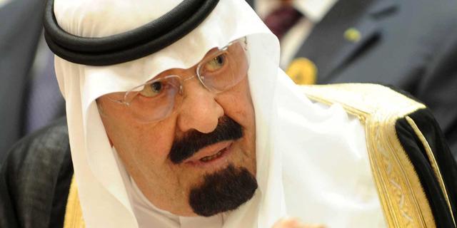 Saudische koning Abdullah (90) overleden