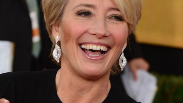 Emma Thompson baalt van seksisme in Hollywood