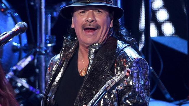 Santana staat in juni in Ziggo Dome