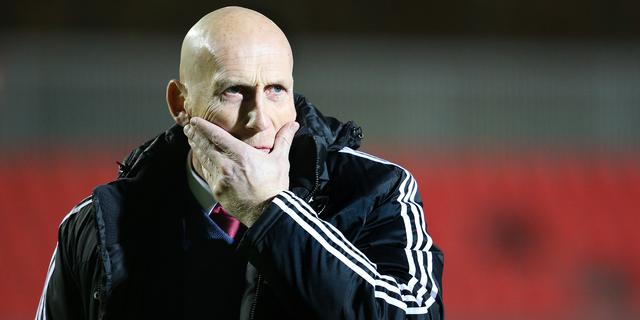 Jaap Stam stopt als trainer bij Jong Ajax