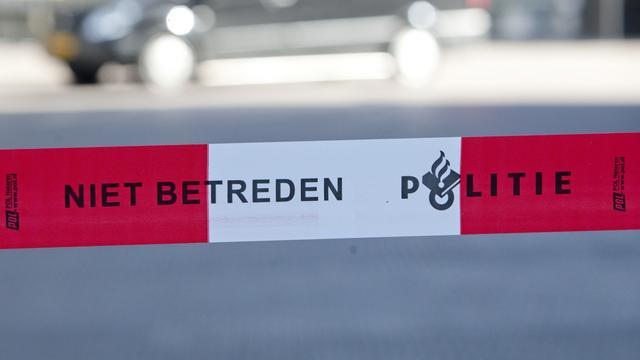 Mogelijk explosief Donkerslootstraat onschadelijk gemaakt door EOD