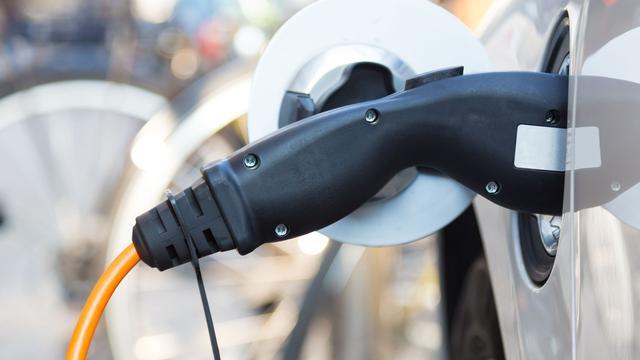 Grote piek in verkoop elektrische auto's in Nederland