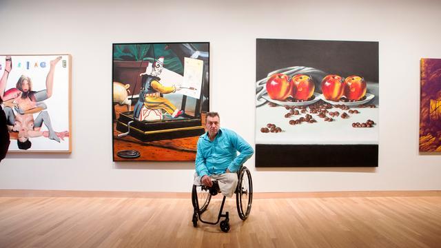 Museum Rob Scholte hoeft nog niet weg uit pand in Den Helder