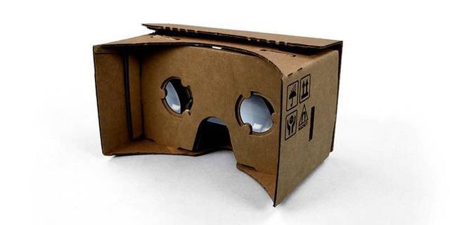 Google verscheept 500.000 kartonnen 3d-brillen