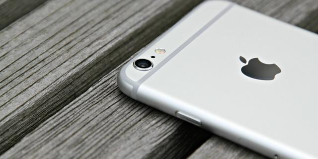 Apple aangeklaagd om misleiding met opslagruimte