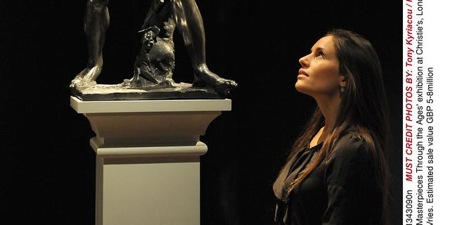 Rijksmuseum koopt sculptuur voor 22,5 miljoen euro