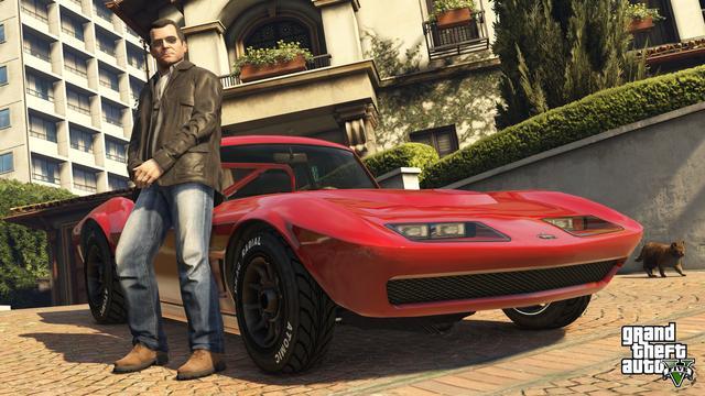 Australische politie doorzoekt huizen cheatmakers Grand Theft Auto V