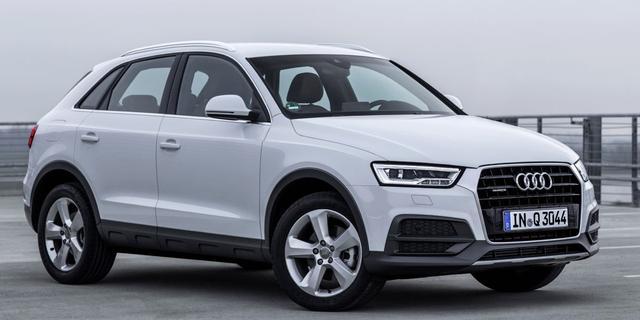 Audi heeft beste jaar ooit achter de rug