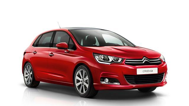 Doek valt voor Citroën C4
