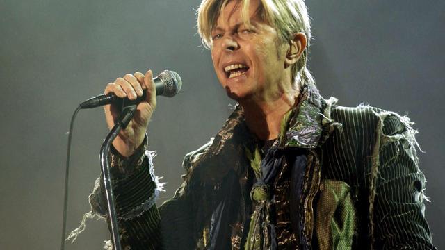 'Ongepubliceerde foto's David Bowie gevonden bij online veiling'