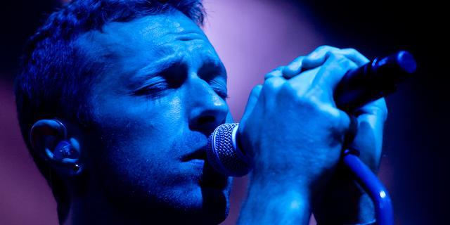 Coldplay komt begin december met nieuw album