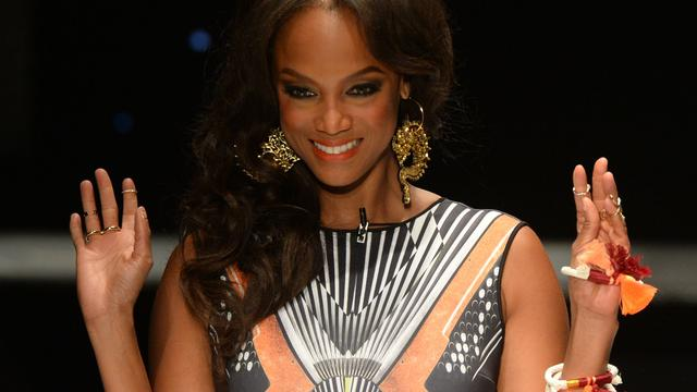 Tyra Banks onthult gezicht zonder make-up