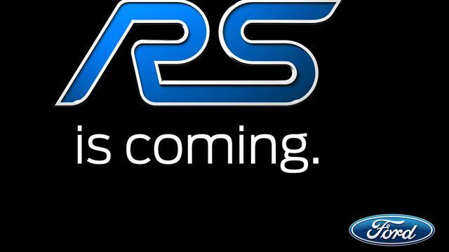 Ford bevestigt komst nieuwe Focus RS