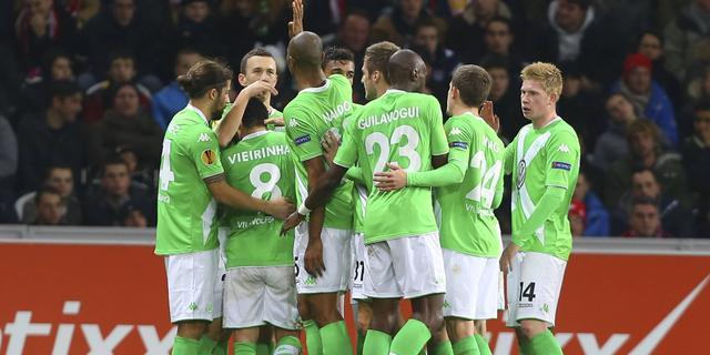 Dost en Vormer overwinteren in Europa League, goal Lens