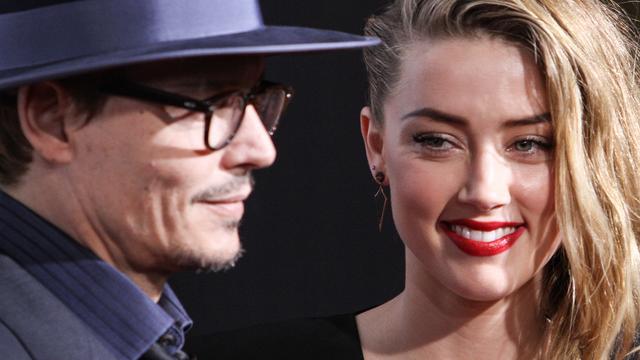 Johnny Depp en Amber Heard geven elkaar nogmaals jawoord