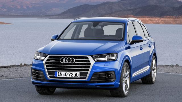 Verkooprecord eerste halfjaar voor Audi