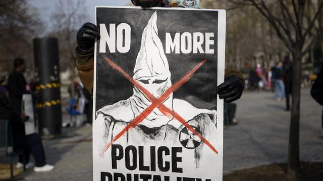 'Politie Ferguson vooringenomen tegen zwarte bevolking'