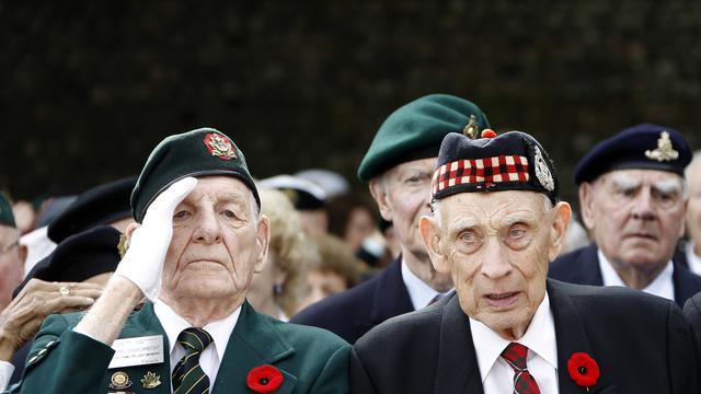Eigen plein voor Canadese oorlogsveteraan in Woensdrecht