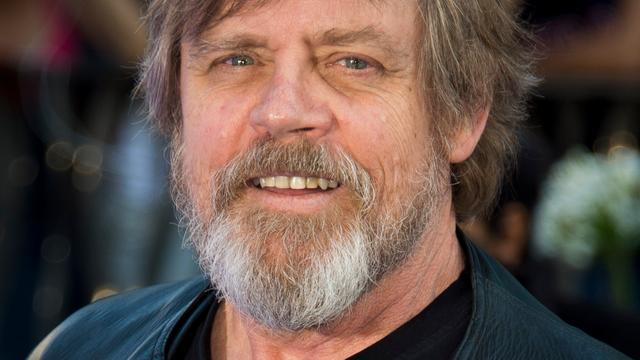 Mark Hamill krijgt ster op Hollywood Walk Of Fame