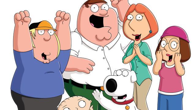 Seth MacFarlane wil 'binnenkort' Family Guy-film maken