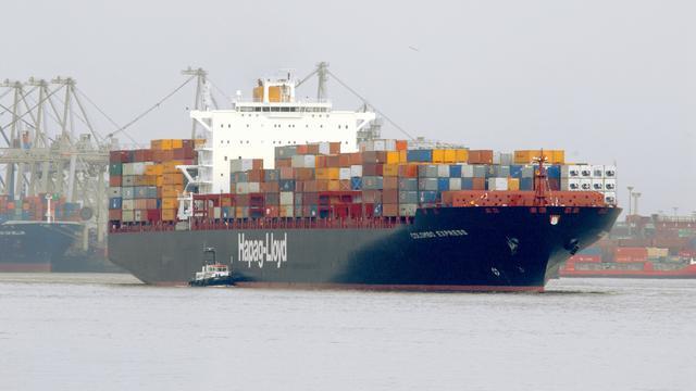 Containervervoerder Hapag-Lloyd vindt weg omhoog