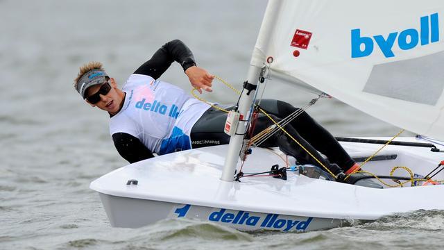 Wereldkampioen Heiner blijft in race voor olympisch ticket