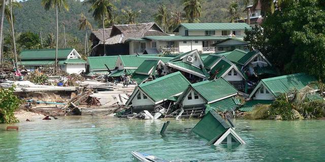 Hulpverlening verbeterd door tsunami 2004