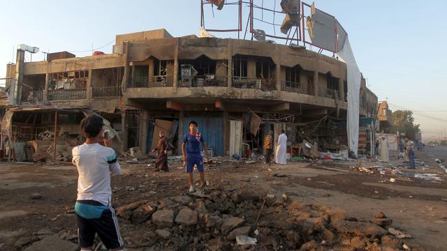 Herovering Mosul op IS volgens Amerikanen in zicht
