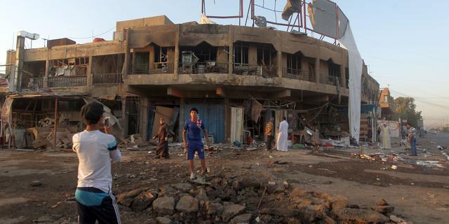 Leger Irak stelt aanval op Mosul opnieuw uit