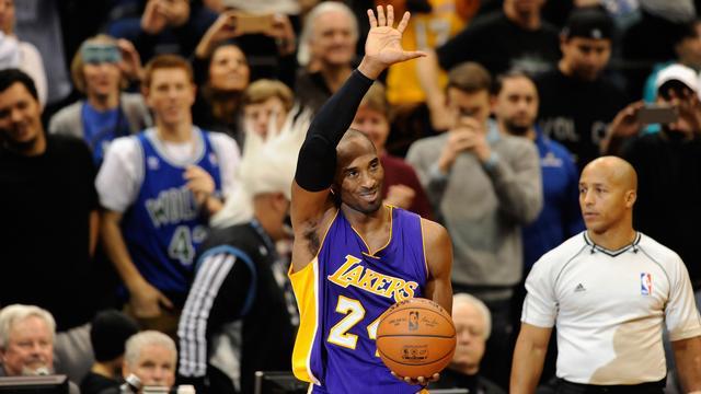Bryant passeert Jordan op eeuwige topscorerslijst NBA