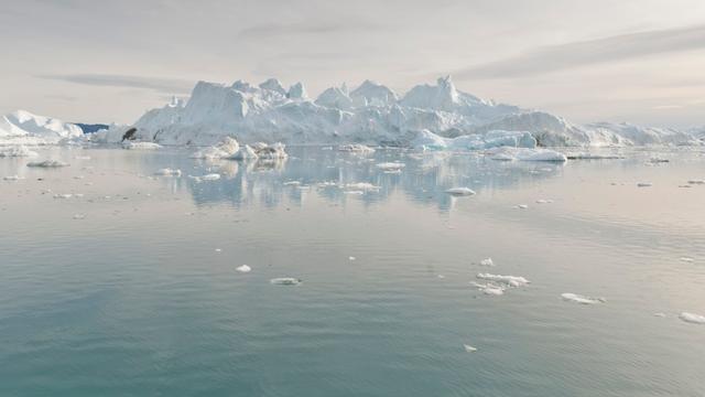 IJs op Groenland smelt met recordsnelheid