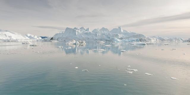 Uitzonderlijk hoge temperaturen gemeten op Noordpool